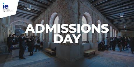 Admission Day: Bachelor programs Cochabamba entradas