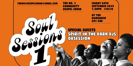 Soul Sessions 1 tickets