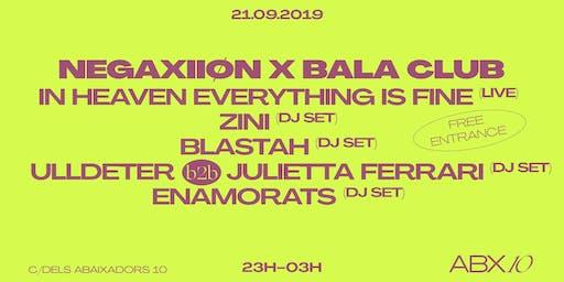 NeGaXiiØn x Bala Club