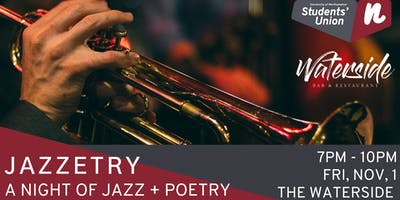 Jazzetry: A Night of Jazz & Poetry - with Gina Myrie