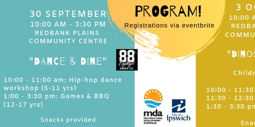 Redbank Plains Youth Games & BBQ Afternoon