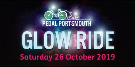 Pedal Portsmouth Glow Ride 2019 tickets