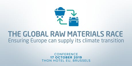 The Global Raw Materials Race: Ensuring Europe can supply its climate transition tickets