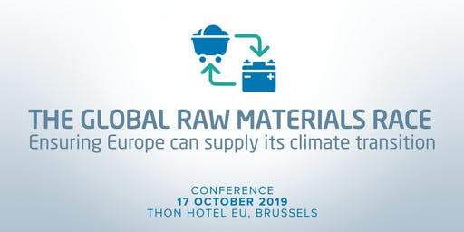 The Global Raw Materials Race: Ensuring Europe can supply its climate transition