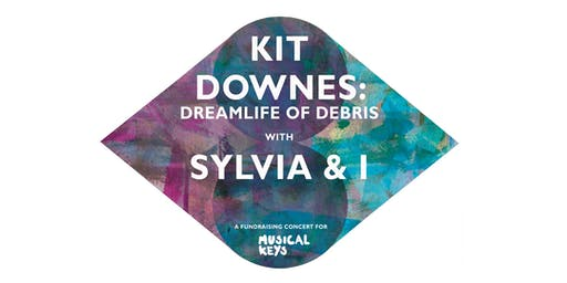 Kit Downes: Dreamlife of Debris plus Sylvia & I