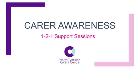 1-2-1 Carers Support Session tickets