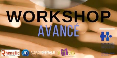 Workshop HIC Conception Inventive Niveau Avancé billets