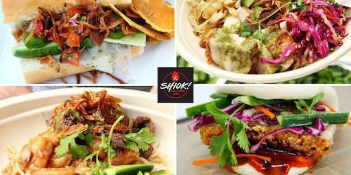 SHIOK! Grand Opening Weekend - FREE FOOD, DISNEYLAND TICKETS & FREEBIES