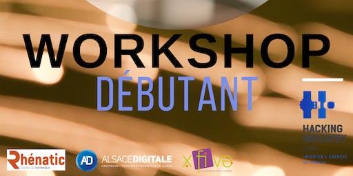 Workshop conception inventive HIC Débutant