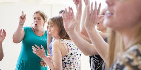 Vocal Improvisation Workshop tickets