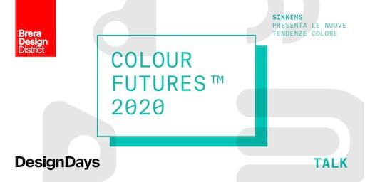 Colour Futures™ 2020 – Sikkens presenta le nuove tendenze colore