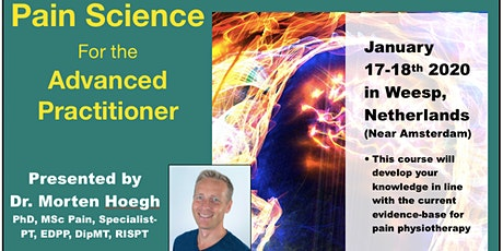Pain Science for the Advanced Practitioner with Dr Morten Hoegh tickets