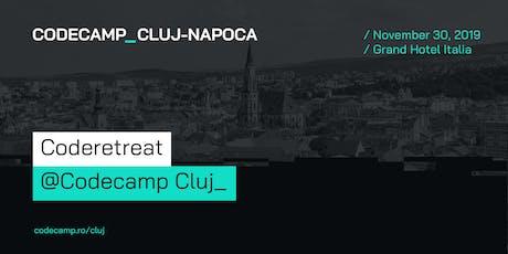 Coderetreat @Codecamp Cluj-Napoca, 30 November 2019 tickets