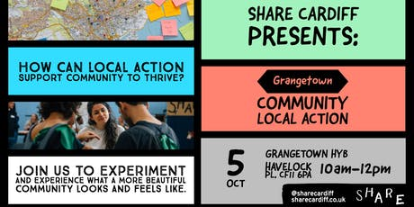 Grangetown Community Local Action tickets