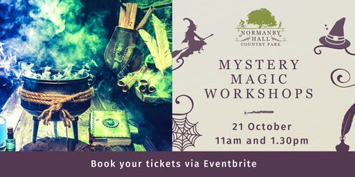 Sold Out - Mystery Magic Workshop