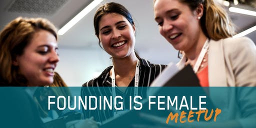 Founding is Female Meetup