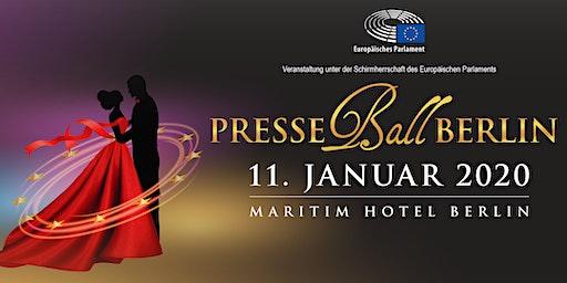 PRESSEBALL BERLIN ~ Liebesgrüße aus Europa ~