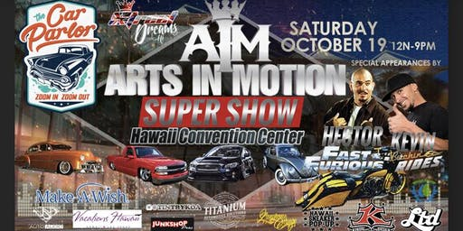 ARTS IN MOTION SUPER SHOW HAWAII