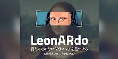LeonARdo @ Social Innovation Week Shibuya