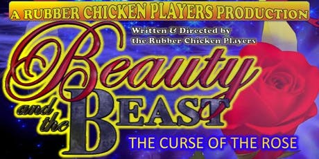 Rubber chickens panto - Beauty and the beast  tickets