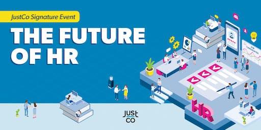 JustCo Signature Event: The Future of HR
