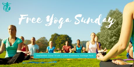 Free Yoga Sunday tickets