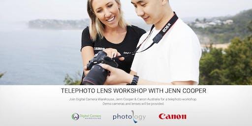 Telephoto Lens Workshop with Jenn Cooper