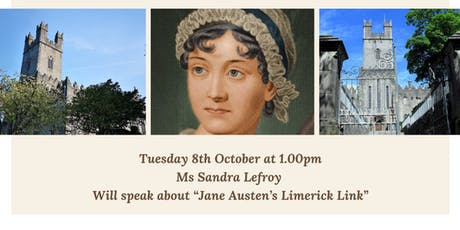 October Lunchtime Lecture Series tickets