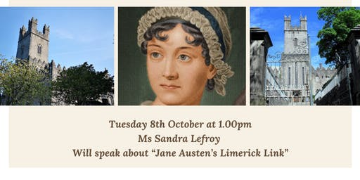 October Lunchtime Lecture Series