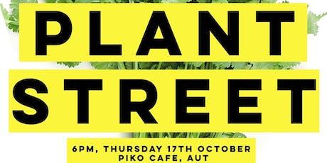Plant Street tickets