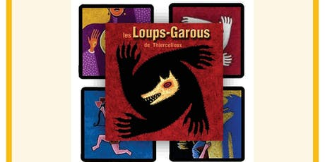 """Soirée """"Loup-Garou"""" billets"""