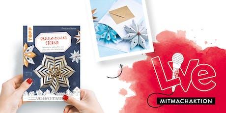 MITMACHAKTION: Winterliche Weihnachtswerkstatt Tickets