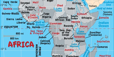 How to move to Africa and live Good. tickets