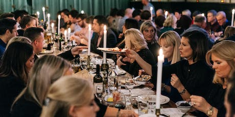 SUPPER CLUB! The Feast of All Hallows tickets