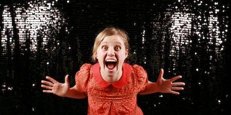 Improvisation Masterclass with Esther Longhurst tickets