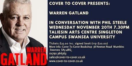 An Evening With WARREN GATLAND tickets