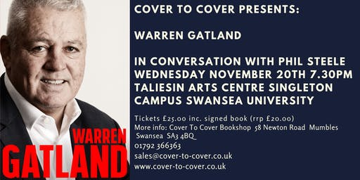 An Evening With WARREN GATLAND