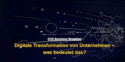 Digitale Transformation von Unternehmen