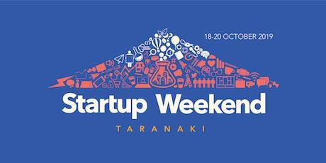 Startup Weekend Taranaki 2019 tickets
