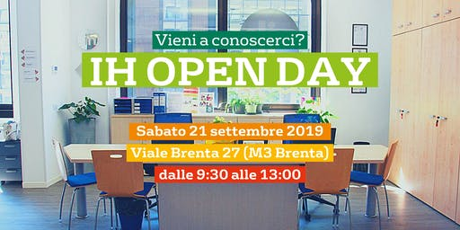 Open Day di International House (scuola di lingue)