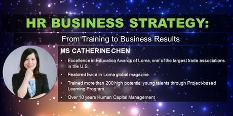 HR Business Strategy tickets