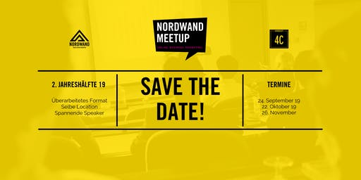 SAVE THE DATE: NORDWAND.Meetup - November
