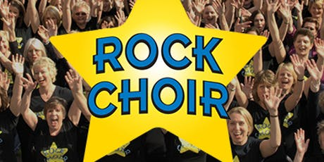 Lymphoma Action Ormskirk Rock Choir  Christmas Concert tickets