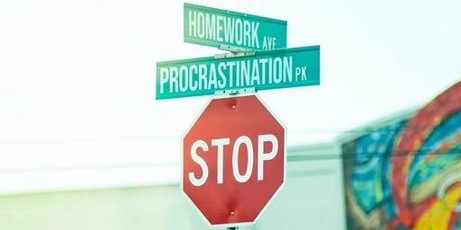Study Happy at B&FC - Get Motivated - Beating Procrastination