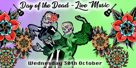 Day of the Dead - Fiesta tickets