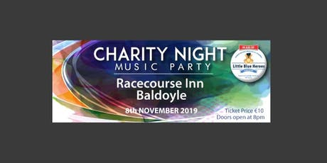 Little Blue Hero's  Charity Night tickets