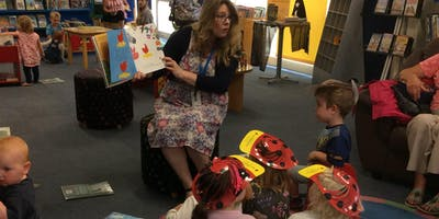 Nailsworth Library- Story Time