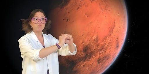 Ciència a Escena ! - Missió Mart!