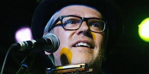 Paul McClure - aka The Troubadour of Rutland, live at Elmslie House