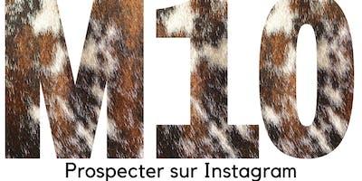 """M10 Formation """"Prospecter par Instagram"""""""